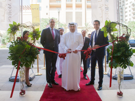 Alfardan Sports Motors opens world-class service centre at the Pearl-Qatar