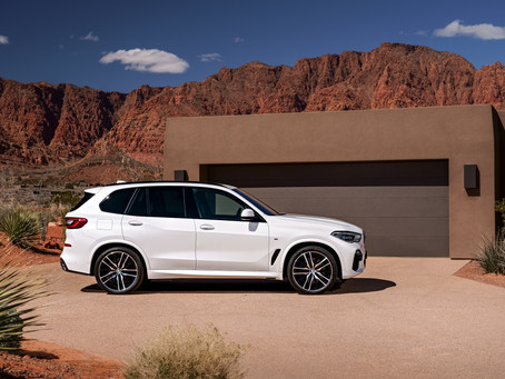 Alfardan Automobiles hosts Middle East Premiere of the new BMW X5 at Qatar Motor Show 2018.