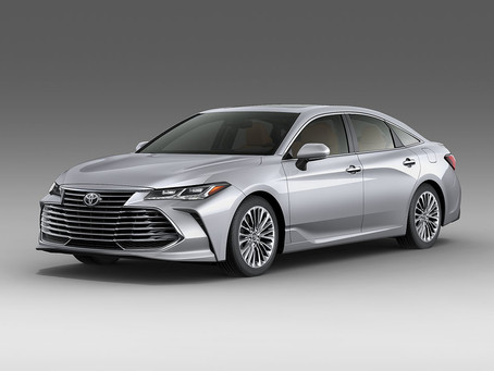 Toyota Avalon 26 years of Success