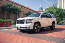 The Chevrolet Tahoe RST Brings Both Performances and Looks to The Table