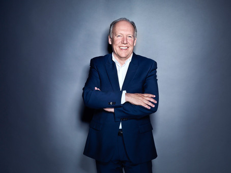 IAN CALLUM HONOURED WITH LONDON CLASSIC CAR SHOW ICON AWARD