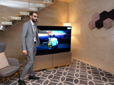Fifty One East and Bang & Olufsen present