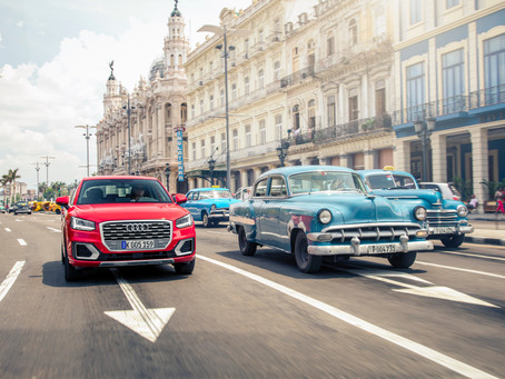 Audi Q2, Audi's crosses over to the small side
