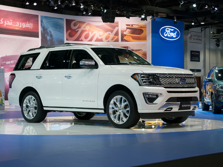 Ford's Global Commitment to Truck and SUV Leadership Evident with Strong Line-up, All-New Models at