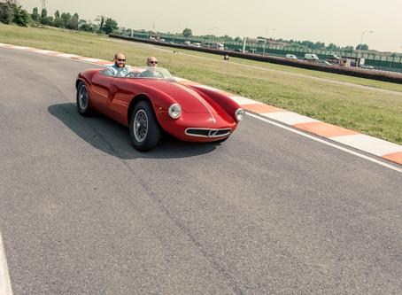DRIVING THE CLASSICS | ALFA ROMEO 1900 SPORT SPIDER