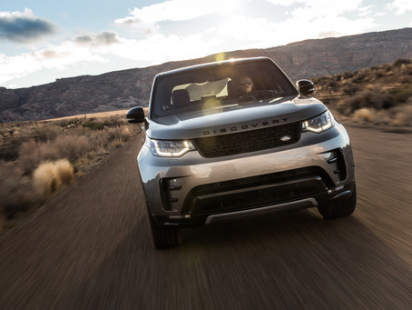 Land Rover Discovery - Utah