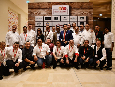 Taste of Autumn by y Chef Middle East Scores Major Success at Alwadi Hotel Doha MGallery