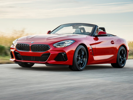 The Roadster reloaded: World premiere of the new   BMW Z4 in Pebble Beach