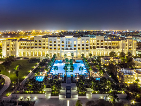 Al Messila, A Luxury Collection Resort & Spa, Doha: A one-of-a-kind destination is now Open