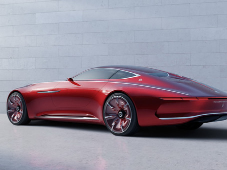 Sound and Vision, The Mercedes-Maybach 6 is a Work of Art