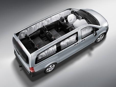 Available in Qatar at Nasser Bin Khaled Automobiles   The Mercedes-Benz Vito tourer.. The versatile