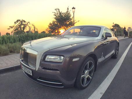 Know the Car | Rolls Royce Wraith