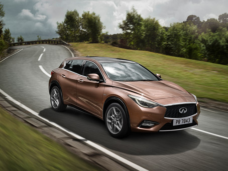 Infiniti Q30 , Leveraging the power of Infiniti's new luxe hatch in Lisbon