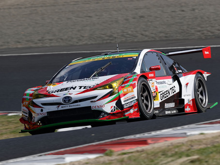 Toyota Prius clinches podium finish in fourth race of the 2018 AUTOBACS SUPER GT300 Series