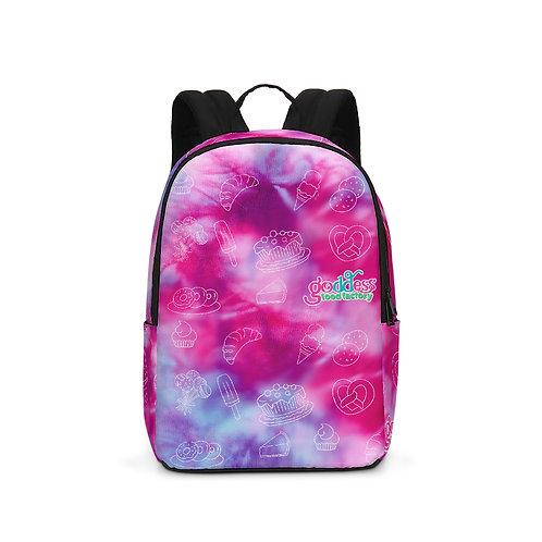 GFF - Pink Tie-Dye Backpack