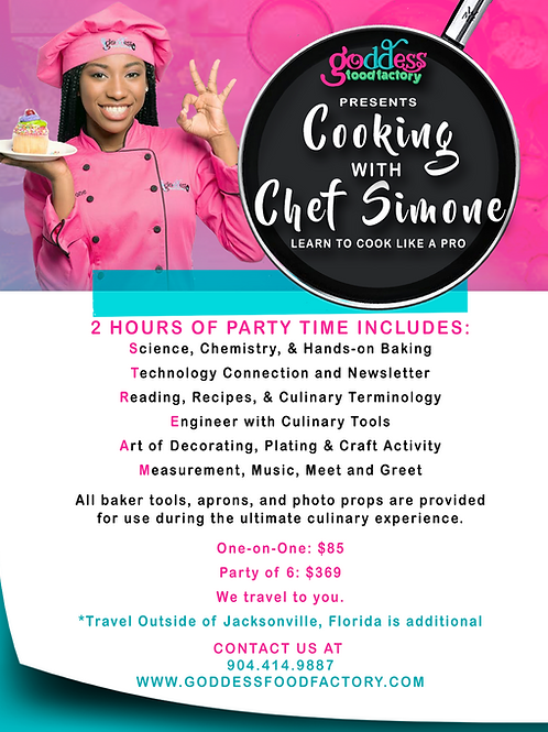 Cooking Classes & Parties