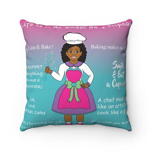 Goddess Affirmation Pillow