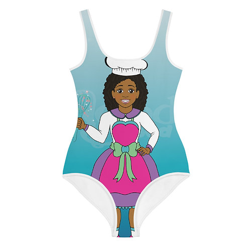 Youth Goddess Swimsuit: Just Be Yourself