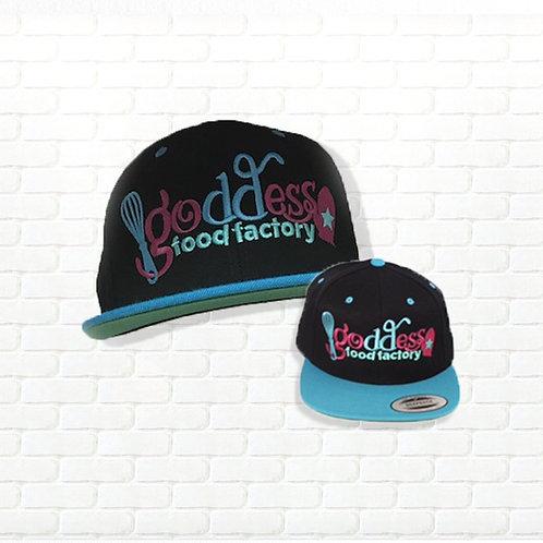 Goddess Food Factory Baseball Cap - Blue