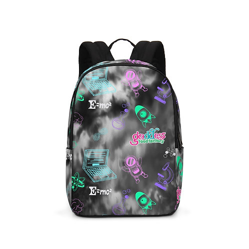 GFF - BlackTie-Dye Backpack