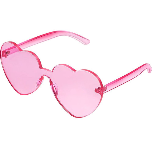 Pink Sweetheart Glasses