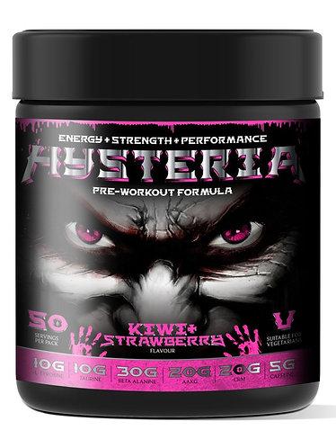 Asylum Labz Hysteria Extreme Pre Workout