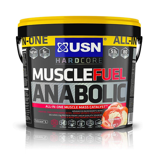 USN Muscle Fuel Anabolic 4kg