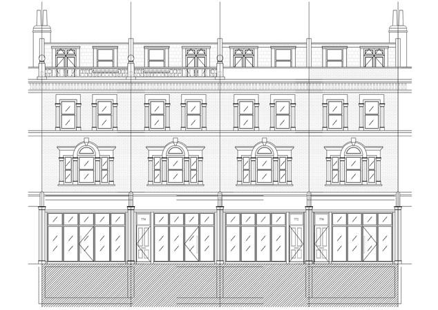 770-776 Fulham Road - Constuction Rev01-