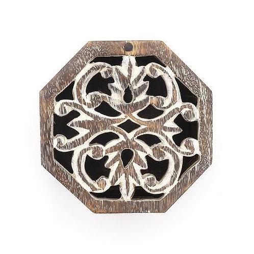 Distressed Pivot Jewelry Box