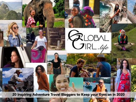 20 Inspiring Adventure Travel Bloggers to Keep Your Eyes On in 2020