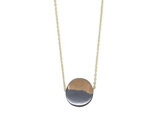 Lunar Eclipse Necklace