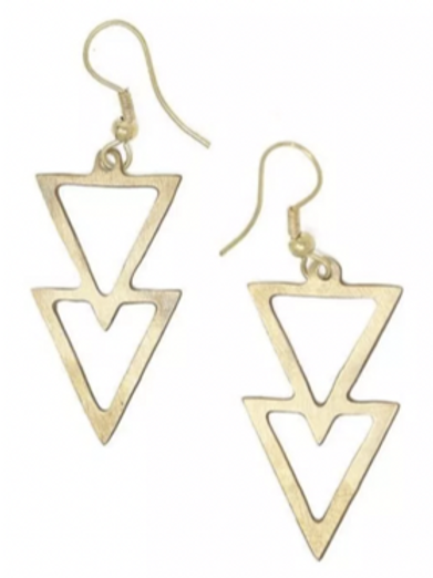 The Right Direction Earrings