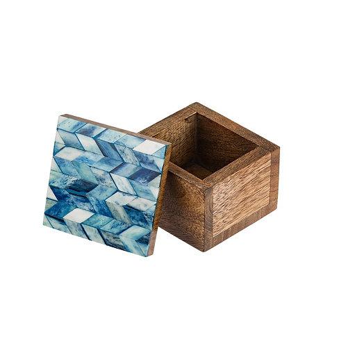 Deep Blue Sea Small Box