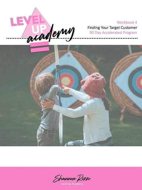 Finding Your Target Customer