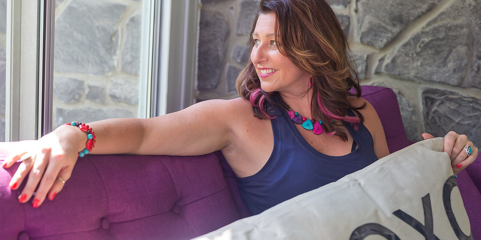 Purple Couch Talks with Shannon Rizzo -Day 3