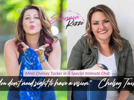 Meet Chelsey Tucker in a Special Intimate Chat