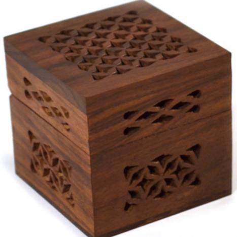 CUTWORK BOX
