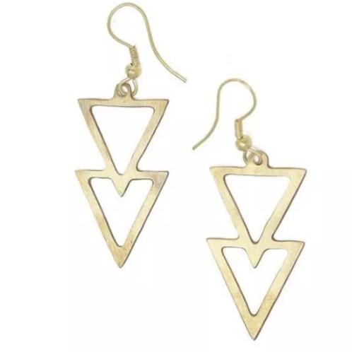 """The Right Direction"" Earrings"
