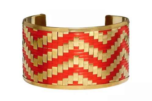 """Wonder Woman"" Cuff Bracelet"