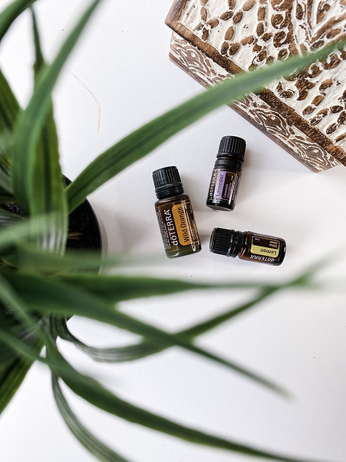 Favorites For Friends - Gift Set of Essential Oils