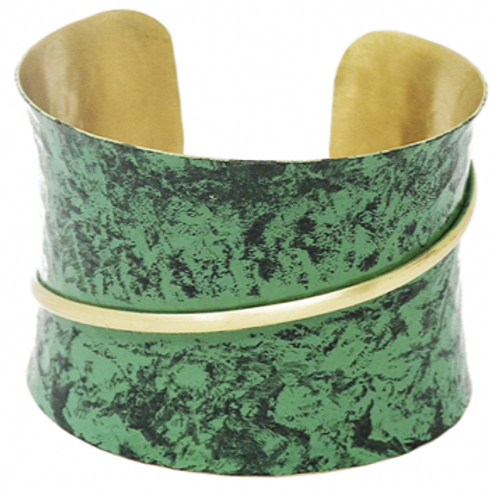 GREEN DREAM CUFF