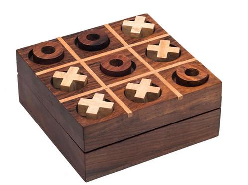 Tic Tac Oh! Game Box