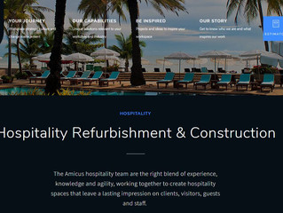 Addir Design Partnering with Amicus Hospitality