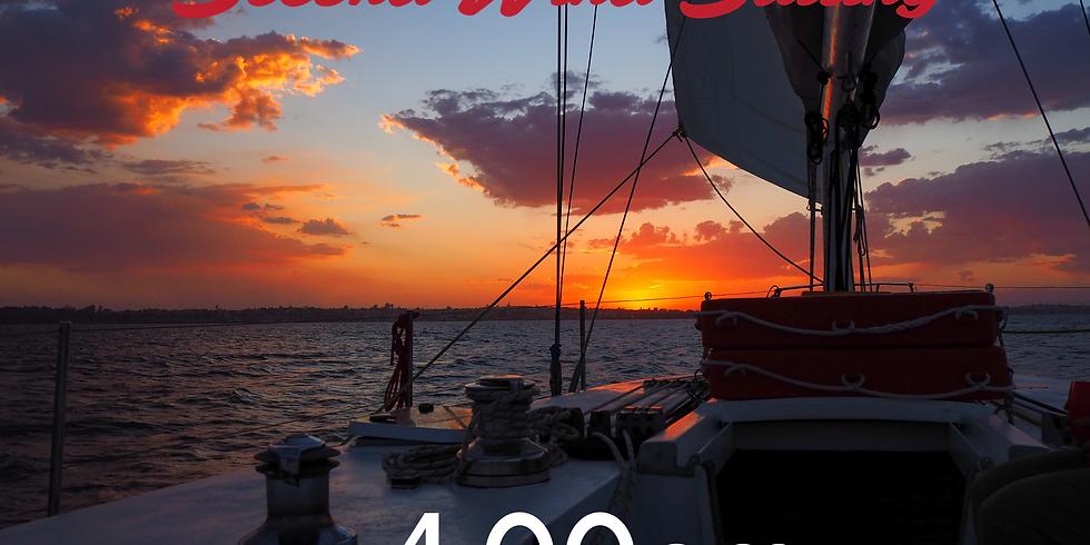 SUNSET Sail:   $99pp