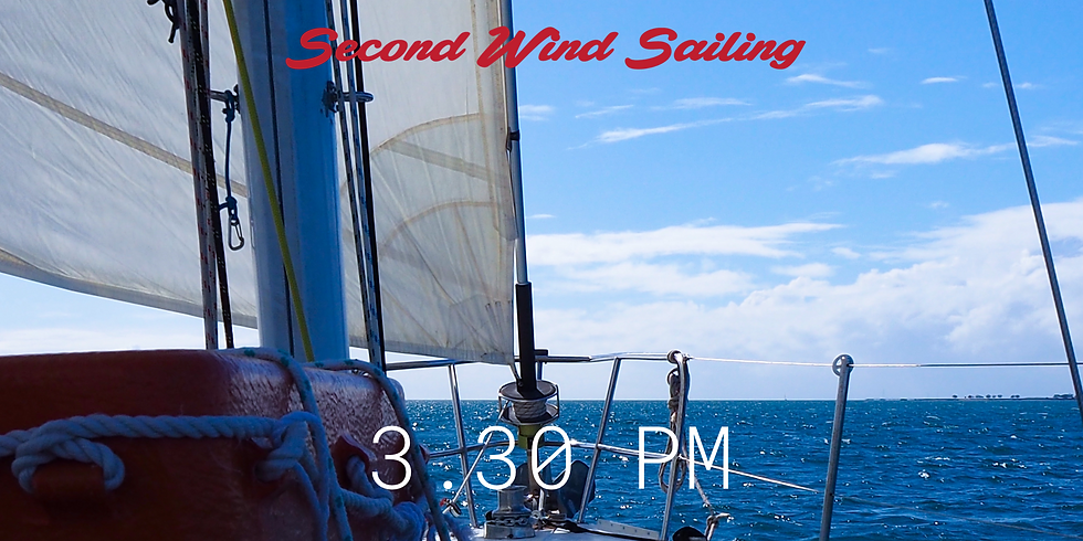 TASTE of Sailing:    $77pp