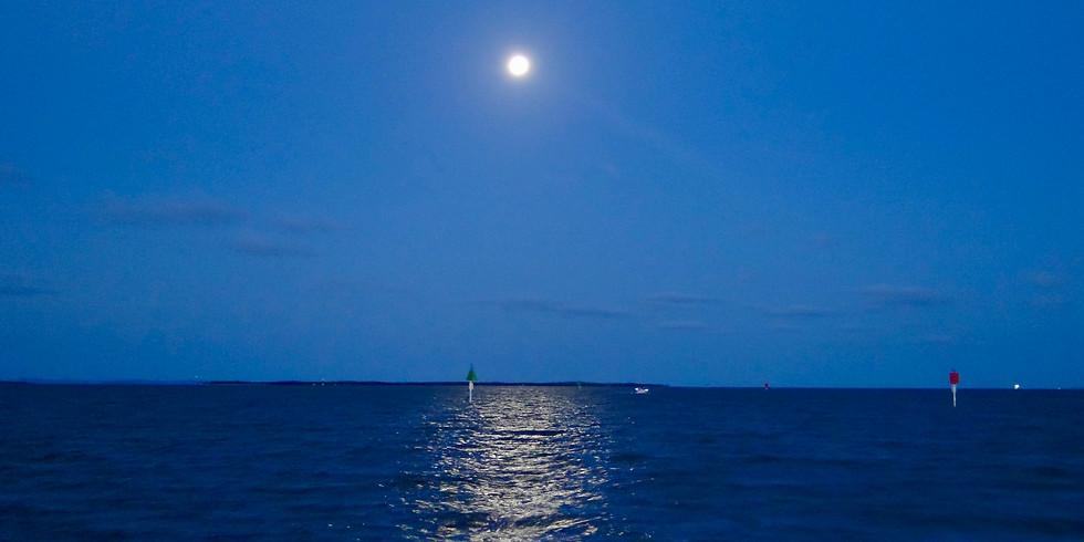 EASTER SATURDAY Moonlight Cruise    $65