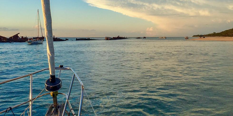MORETON ISLAND Cruise  $165