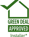 Green Deal Approved Installer heat pumps, solar thermal panels