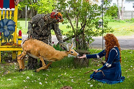 fairy tale fest treeman and merida.jpg