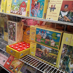 Sunsout Puzzles made in the USA!